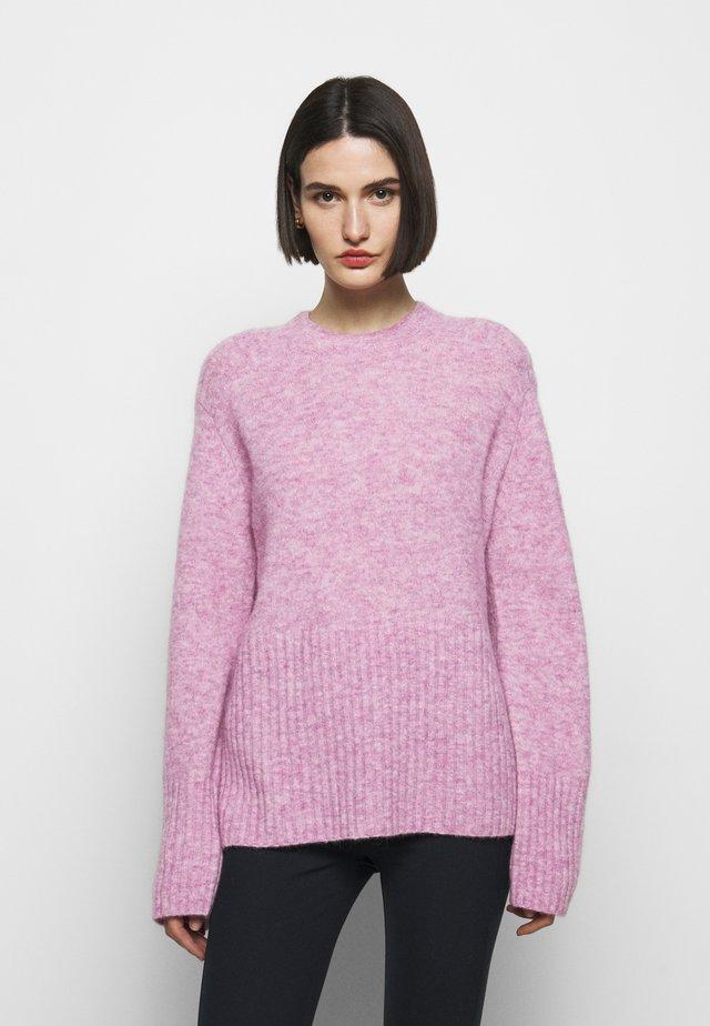 AUCUBA - Strickpullover - rose pink