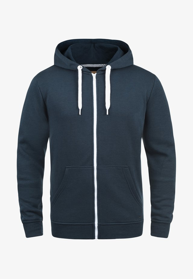 OLLI - Zip-up hoodie - blue