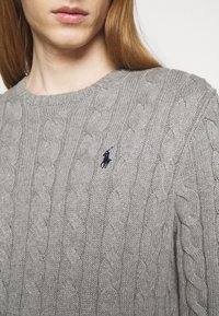 Polo Ralph Lauren - CABLE - Jumper - fawn grey heather - 5