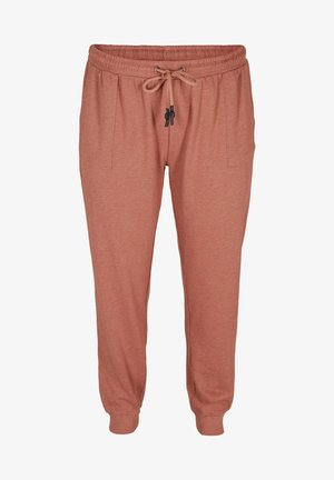 MIT - Tracksuit bottoms - brown