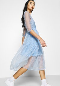 Monki - SARA DRESS - Day dress - blue light - 6