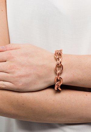 EMI POLIERT - Bracelet - rose goldfarbend