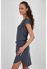 alife & kickin - Jersey dress - marine - 3
