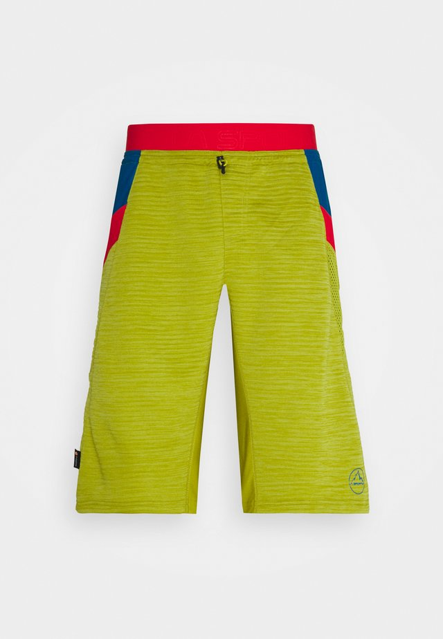 FORCE SHORT - Outdoorshorts - kiwi/neptune