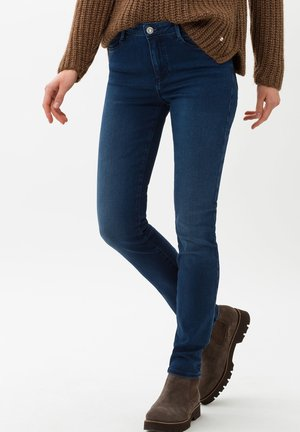 STYLE SHAKIRA - Slim fit jeans - used regular blue