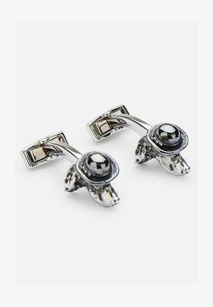 DANDY HARRY - Boutons de manchette - silver
