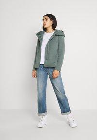 ONLY - ONLSEDONA - Halflange jas - balsam green - 1