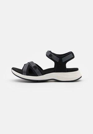 SOLAN DRIFT - Sandaler - black