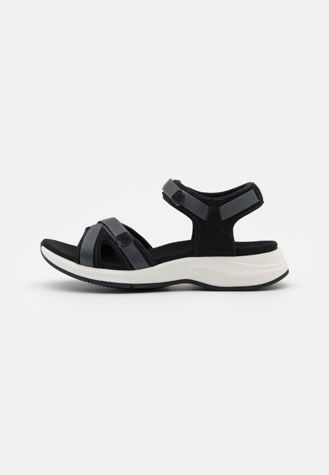 SOLAN DRIFT - Sandalias - black