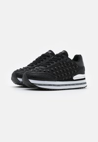 Replay - NEW PENNY NARCISSUS - Sneakers basse - black - 2