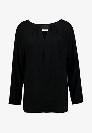 MASSTAB - Blus - black/black