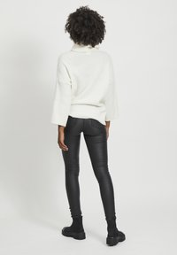 Vila - VICOMMIT - Jeans Skinny Fit - black - 2