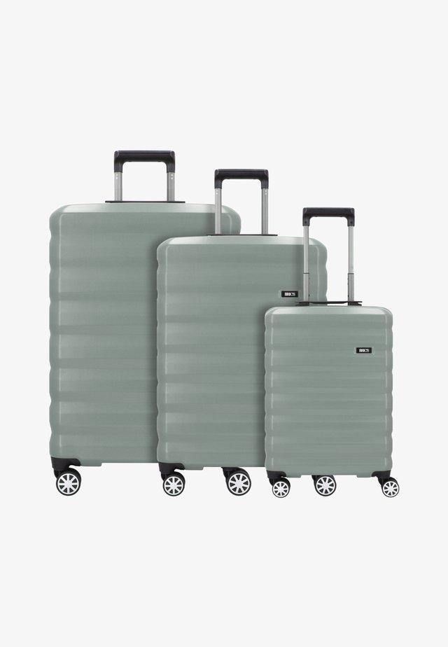 SET 3 - Set di valigie - dove gray