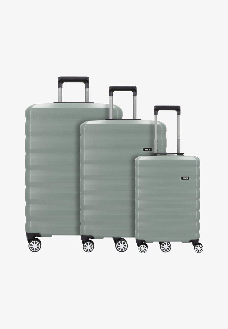 Bric's - SET 3 - Luggage set - dove gray