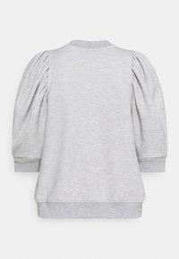 Second Female - DAWNI TEE - T-shirt imprimé - grey melange - 6