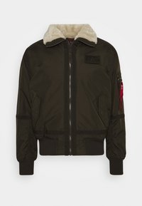 Alpha Industries - Winter jacket - black olive - 0