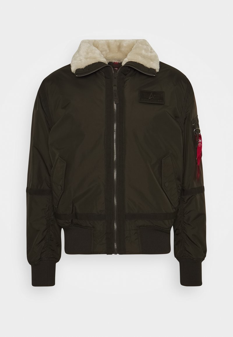 Alpha Industries - Winter jacket - black olive