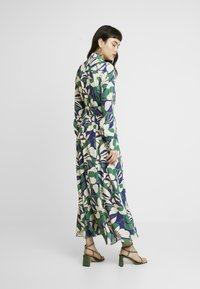 IVY & OAK - SHIRT DRESS MIDI - Maxi dress - green flower - 3