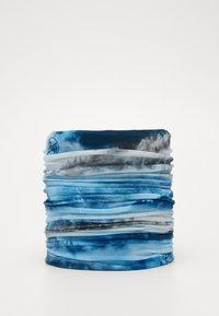 Buff - ORIGINAL NECKWEAR - Écharpe tube - hollow blue - 0