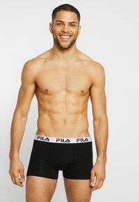 Fila - TRUNK 5 PACK - Pants - black - 0