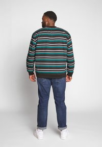 Common Kollectiv - GOLF CREW NECK - Sweatshirt - black - 2