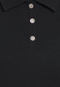 Pieces Petite - PCSUMI - Camiseta estampada - black - 2