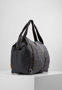 Lässig - TWIN BAG TRIANGLE - Sac à langer - dark grey - 3