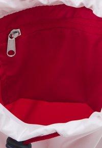 Fila - SOFT DRAWSTRING BACKPACK UNISEX - Sports bag - black iris/true red/bright white - 2