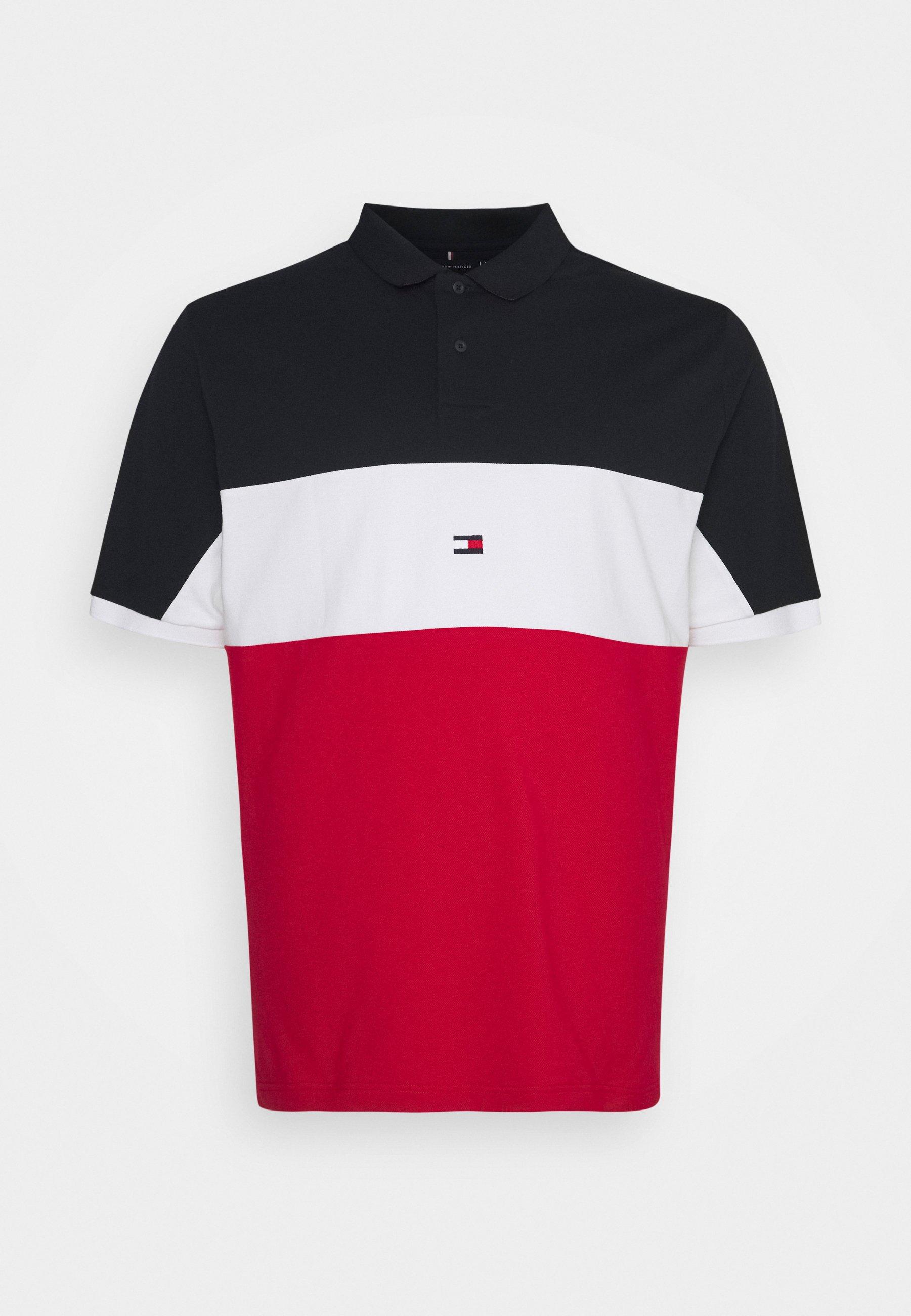 Men COLORBLOCK REGULAR - Polo shirt