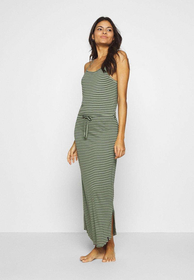 Brunotti - EMMA WOMEN DRESS - Doplňky na pláž - sage green