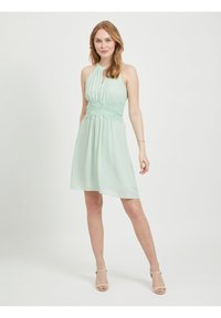 Vila - VIMILINA - Sukienka letnia - cameo green - 1