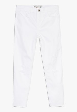 ANKLE  - Jeans Skinny Fit - white