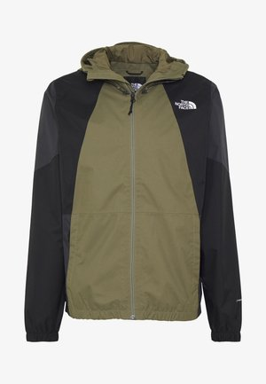 MEN'S FARSIDE JACKET - Kurtka hardshell - burnt olive green