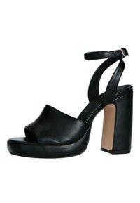 sacha - High heeled sandals - schwarz - 1