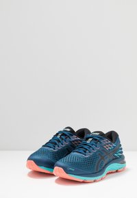 ASICS - GEL-CUMULUS 21 G-TX - Zapatillas de running neutras - mako blue/midnight - 2