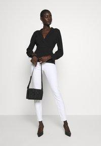 J.CREW TALL - BONNAIRE - Bluse - black - 1