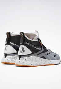 Reebok - NANO X UNKNOWN SHOES - High-top trainers - grey - 2