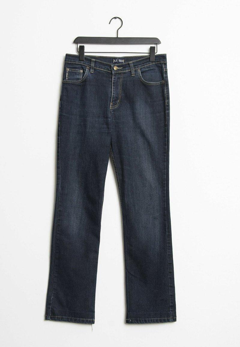 Armani Jeans - Straight leg jeans - blue