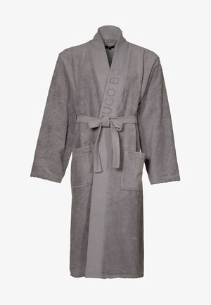 Dressing gown - concrete
