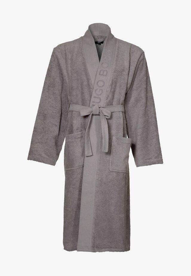 Dressing gown - concrete