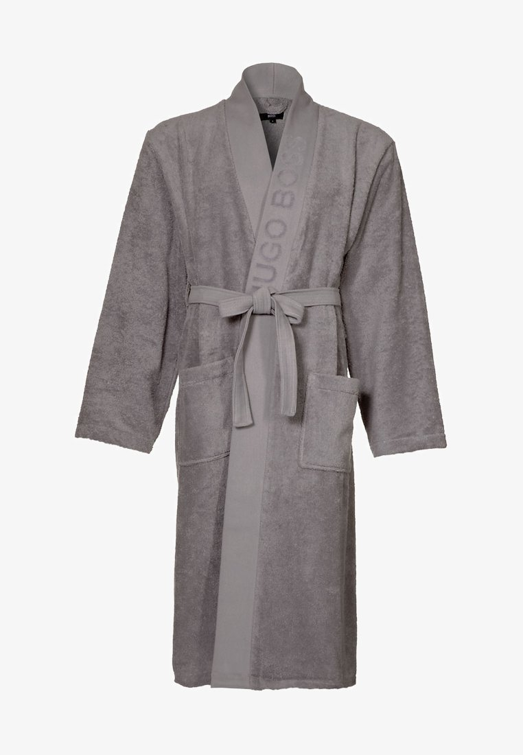 BOSS Home - Dressing gown - concrete