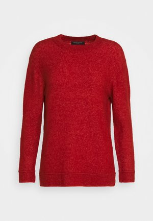 HOLLY JOHANNE  - Jumper - brick red