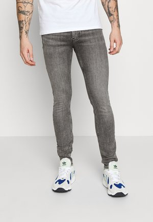 SUPER SKINNY - Jeans Skinny Fit - grey