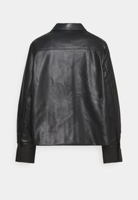 Carin Wester - INDOOR STANTON  - Faux leather jacket - black - 8