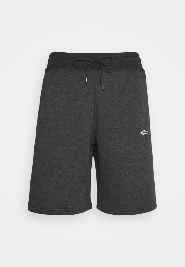 SHORTS GENTLE - Korte broeken - anthrazit
