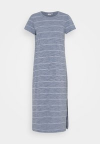 GAP - CREW MIDI DRESS - Jersey dress - grey - 3