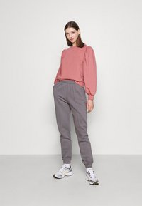 Object - OBJMAJA PULLOVER - Sweatshirt - withered rose - 1