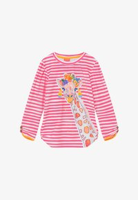 Sunuva - GIRLS LONG SLEEVE - Koszulki do surfowania - hot pink - 2