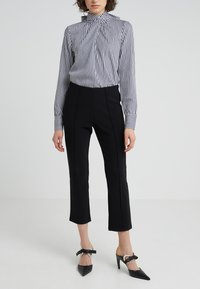 By Malene Birger - VIGGIE - Trousers - black - 0