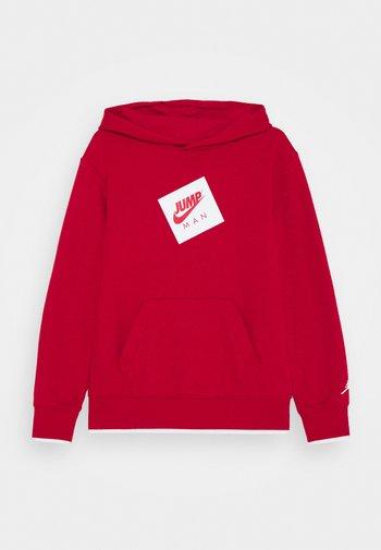 JUMPMAN HOODIE UNISEX - Hoodie - gym red